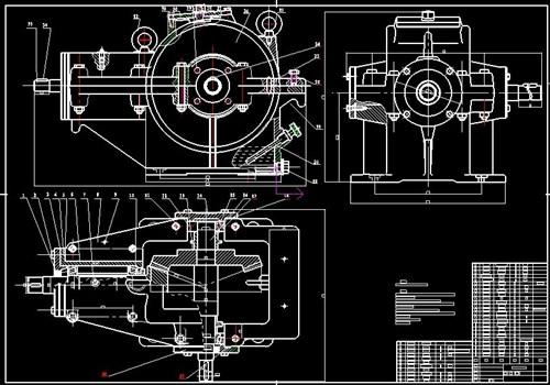 机械设计制图培训班 机械设计培训班多少天图片