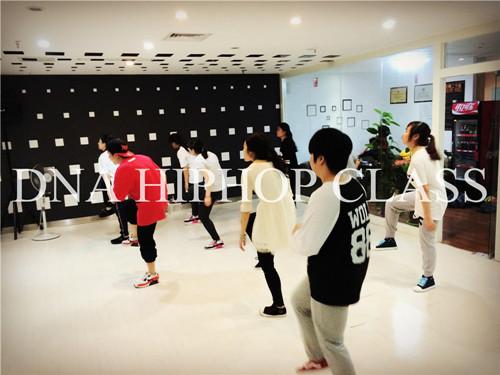 厦门街舞培训