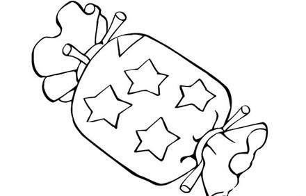 儿童画简笔画之糖果简笔画大全-厦门市培训机构服务