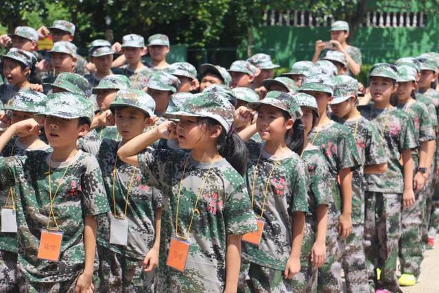 小精英厦门军事夏令营7天