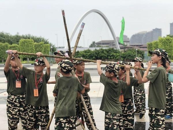 童子军军事夏令营
