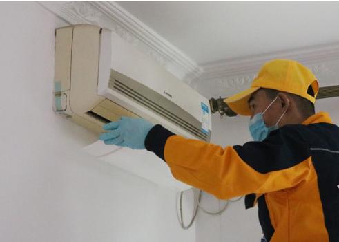 厦门分体空调拆装价钱 分体空调安装步骤