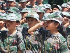 广州小精英蛟龙特战营(7天6夜)
