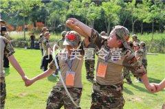 福州青少年吃苦夏令营,福州暑期军事训练营