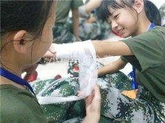 福州哪里可以报名夏令营_福州军事夏令营报名电话