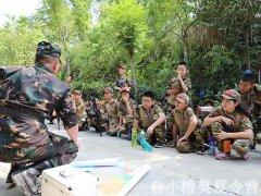泉州中小学生军事特训营